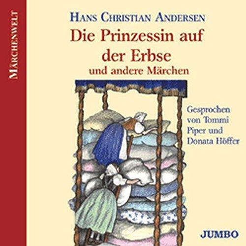 9783833712173: Die Prinzessin auf der Erbse. CD