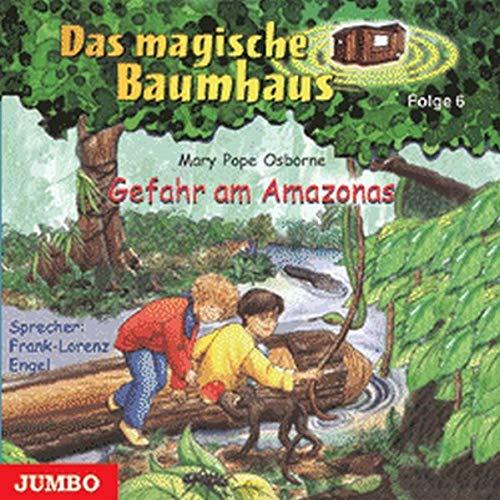9783833712401: Gefahr am Amazonas. Cassette