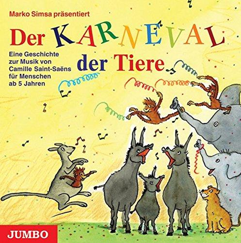 9783833712579: Der Karneval der Tiere. CD