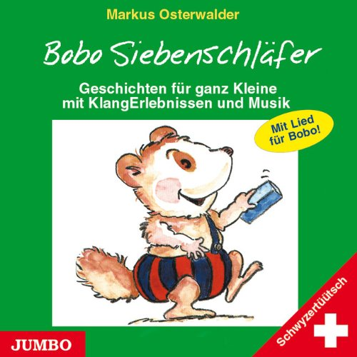 9783833713354: Bobo Siebenschläfer. Schwyzertüütsch. CD