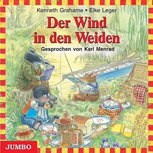9783833716133: Der Wind in den Weiden. CD