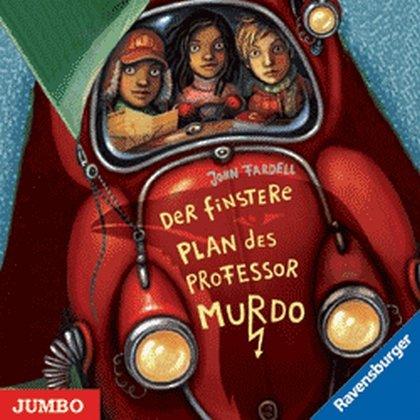 9783833716409: Der finstere Plan des Professor Murdo. 4 CDs