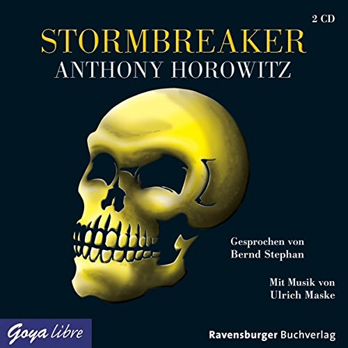 9783833716799: Alex Rider 01. Stormbreaker. CD