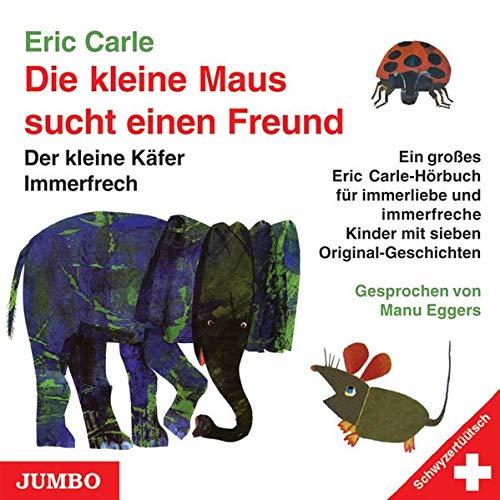 9783833718755: Die kleine Maus sucht einen Freund. Schweizerdeutsche Ausgabe