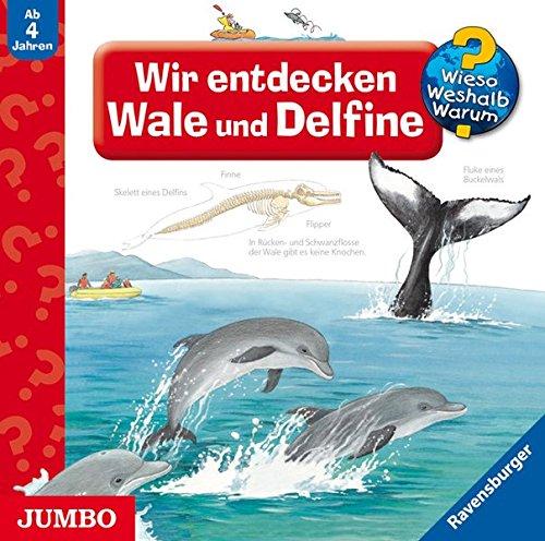 9783833718922: Wir Entdecken Wale & Delf