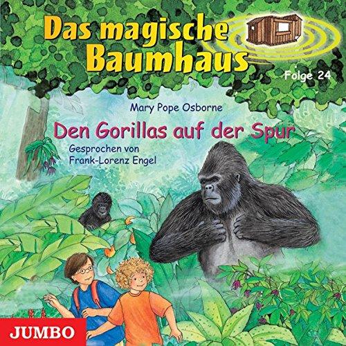 9783833719769: Das magische Baumhaus 24. Den Gorillas auf der Spur