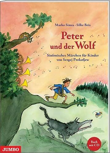 9783833720536: Peter und der Wolf