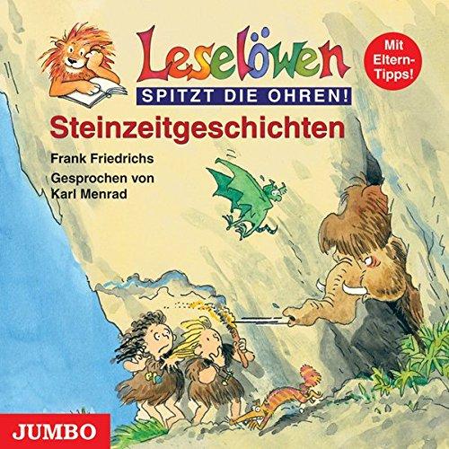 9783833720994: Leselöwen Steinzeitgeschichten