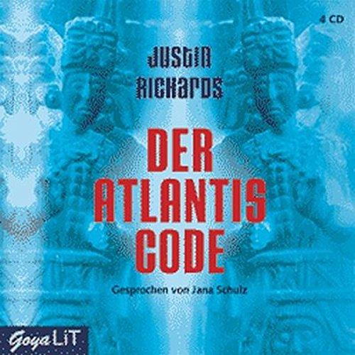 9783833721236: Der Atlantis-Code