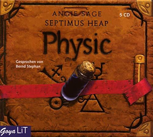 9783833721243: Septimus Heap. Physic
