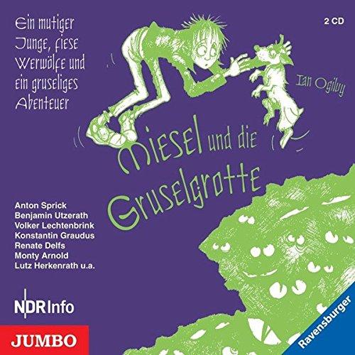 9783833721618: Miesel Und Die Gruselgrotte