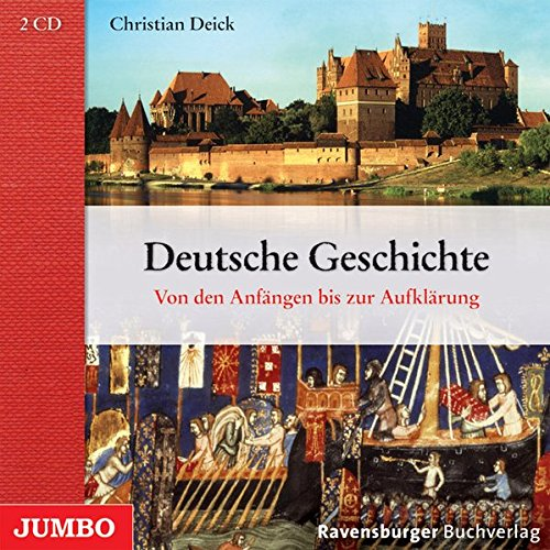 9783833721830: Deutsche Geschichte. Von den Anfängen bis zur Reformation