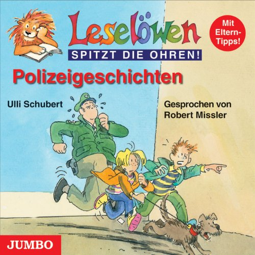 9783833721922: Leselöwen: Polizeigeschichten