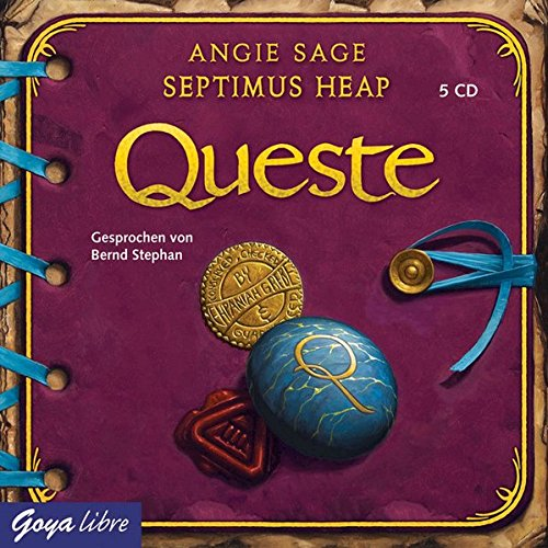 Septimus Heap 04. Queste (383372241X) by [???]