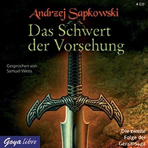 9783833722424: Geralt-Saga 2: Das Schwert der Vorsehung