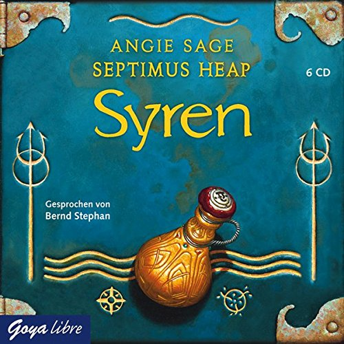 Septimus Heap 05. Syren (3833722878) by [???]
