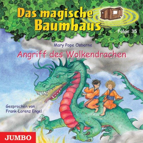 Das magische Baumhaus 35. Angriff des Wolkendrachen (9783833723209) by [???]