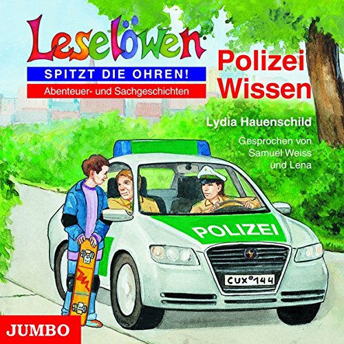 9783833723261: Leselöwen Wissen. Polizei-Wissen