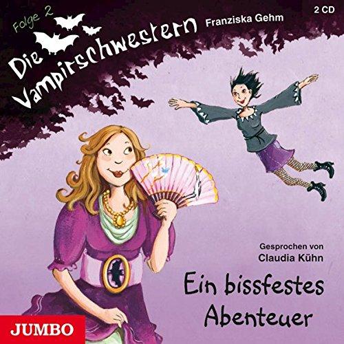 9783833723384: Die Vampirschwestern 02. Ein bissfestes Abenteuer