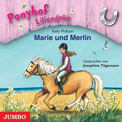 9783833723469: Ponyhof Liliengrun 01. Marie und Merlin