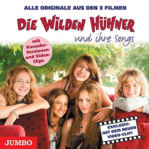 9783833723872: Alle Original-Filmsongs der Wilden Hühner
