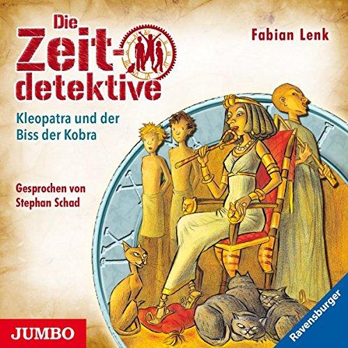 9783833724084: Die Zeitdetektive 15. Kleopatra und der Biss der Kobra: Ein Krimi aus dem alten Ägypten