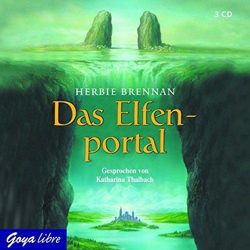 Das Elfenportal (3 CDs / gesprochen von: Brennan, Herbie