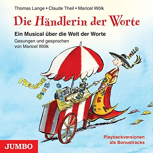 9783833724633: Die Händlerin der Worte: Ein Musical der Worte