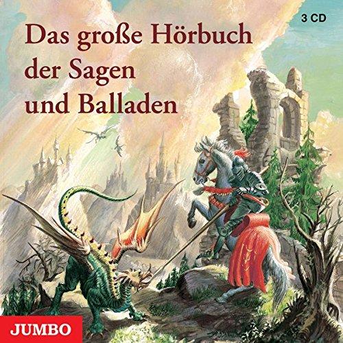 9783833724749: Das große Hörbuch der Sagen und Balladen