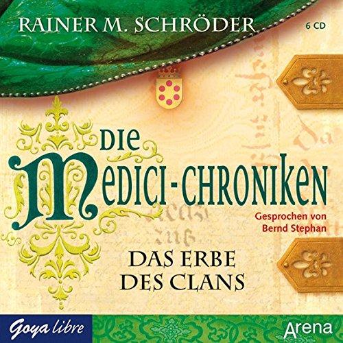 9783833726118: Das Erbe des Clans: Die Medici-Chroniken