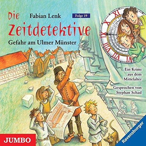 9783833726224: Die Zeitdetektive 19: Gefahr am Ulmer Münster