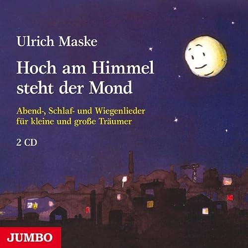 9783833727948: Hoch am Himmel steht der Mond: Abend-, Schlaf- und Wiegenlieder fur kleine Traumer