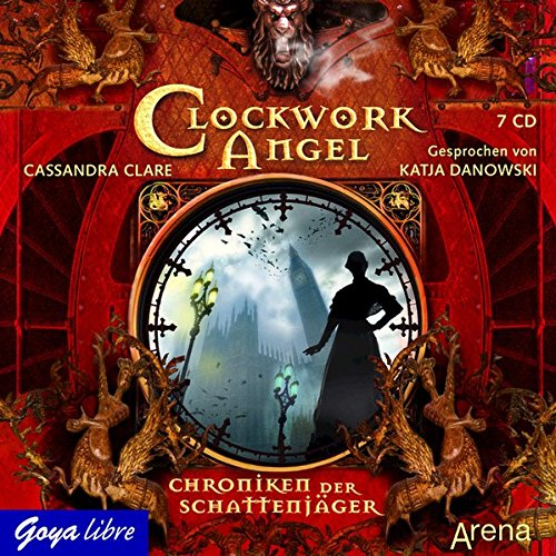 9783833728044: Clockwork Angel - Chroniken der Schattenjäger (Teil 1)