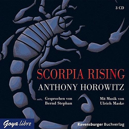 9783833728235: Scorpia Rising, Audio-CD