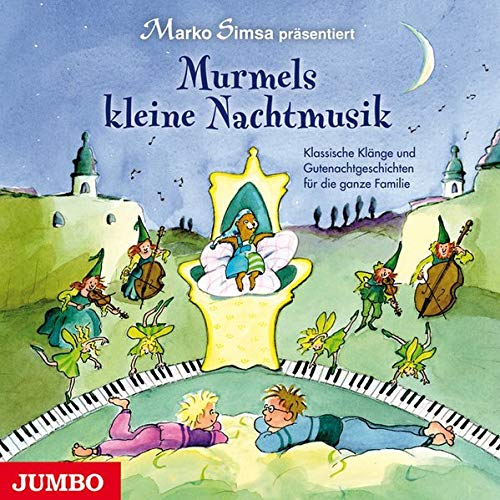 9783833728259: Murmels kleine Nachtmusik, Audio-CD