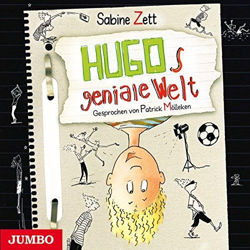 9783833728471: Hugos geniale Welt, Audio-CD