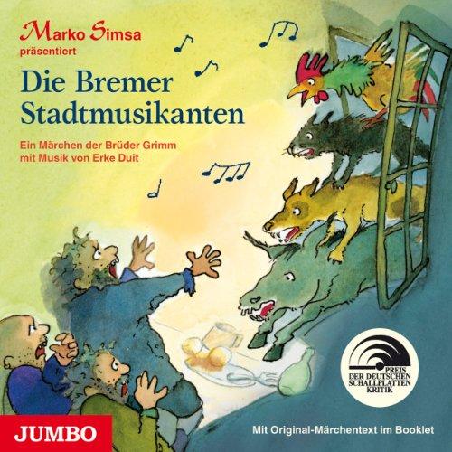 9783833729560: Die Bremer Stadtmusikanten