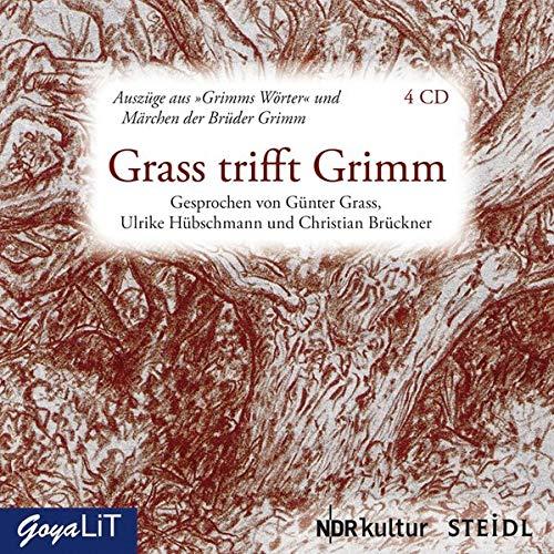 Grass trifft Grimm: Auszüge aus Grimms Wörter und Märchen der Brüder Grimm - Grimm, Jacob; Grass, Günter; Grimm, Wilhelm