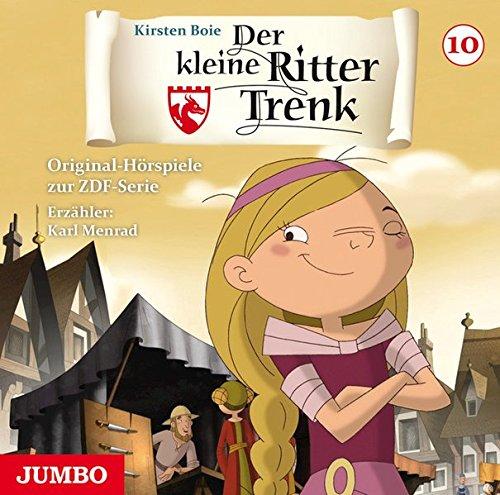 9783833730054: Der kleine Ritter Trenk Folge 10: Original-H�rspiel zur ZDF-Serie