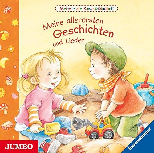 9783833730573: Meine allerersten Geschichten und Lieder: Meine erste Kinderbibliothek