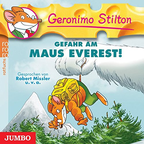 9783833731198: Geronimo Stilton 15. Gefahr am Maus-Everest!