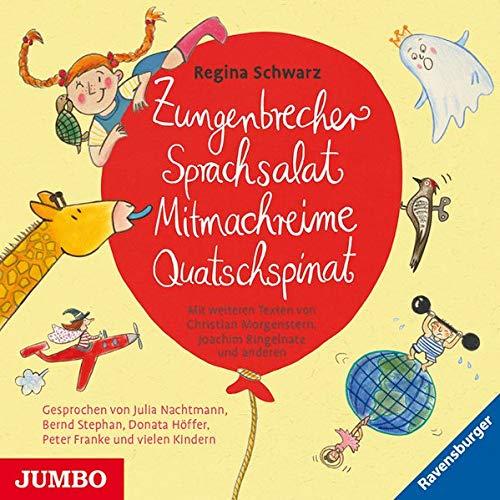 9783833731778: Zungenbrecher Sprachsalat Mitmachreime Quatschspinat