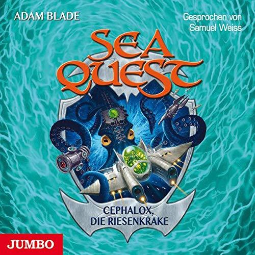 9783833732010: Sea Quest. Cephalox, die Riesenkrake
