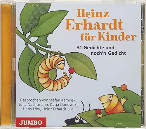 9783833732973: Heinz Erhardt für Kinder: 31 Gedichte und noch'n Gedicht