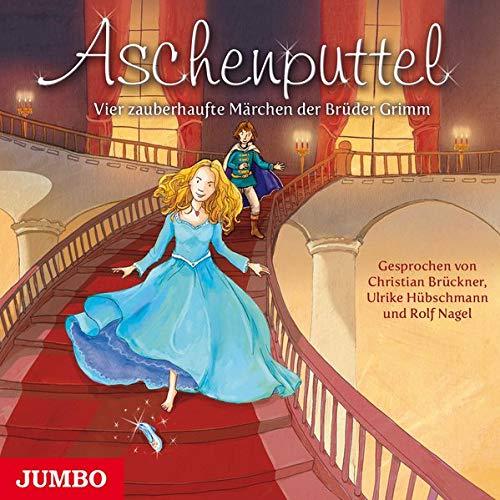 9783833734069: Aschenputtel: Vier zauberhafte Märchen der Brüder Grimm
