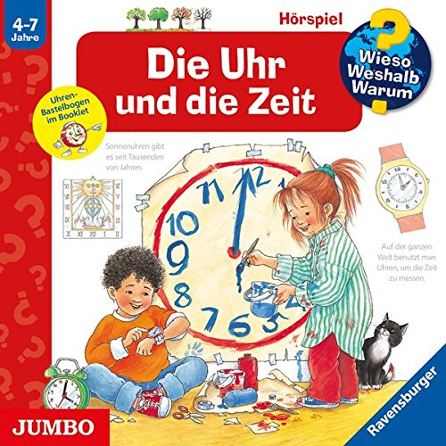 9783833734564: Die Uhr und die Zeit
