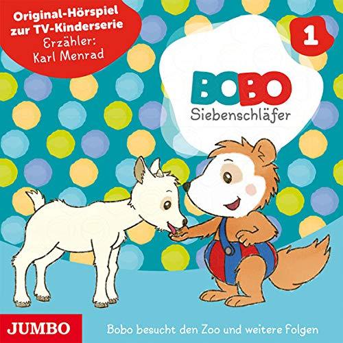 9783833735141: Die ersten Abenteuer von Bobo Siebenschläfer 01: Original-Hörspiel zur TV-Kinderserie