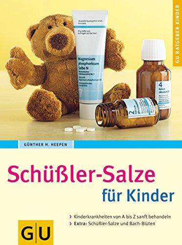 9783833802225: Schüßler-Salze für Kinder (GU Ratgeber Kinder)