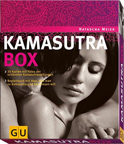 9783833802263: Kamasutra-Box: 30 Karten mit Fotos der schönsten Kamasutrastellungen / Begleitbuch mit de, was man zu Kamasutra und Sex wissen will