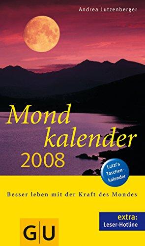 Mondkalender 2008